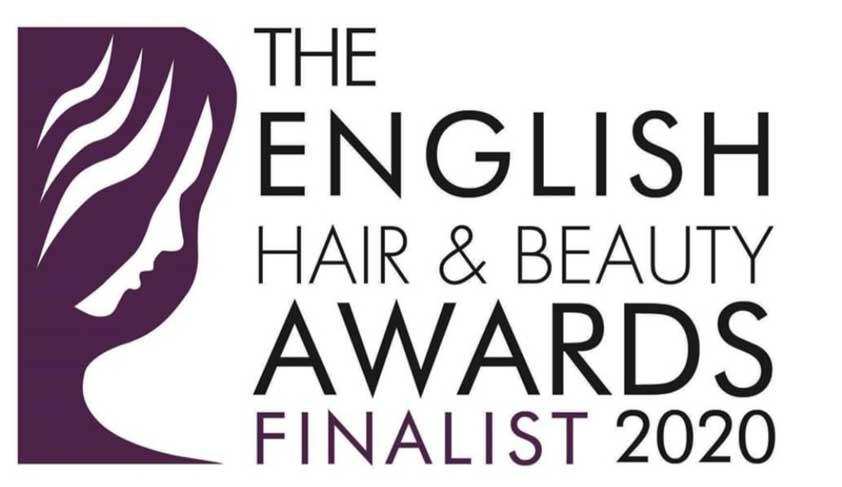 The English Hair and Beauty Awards logo
